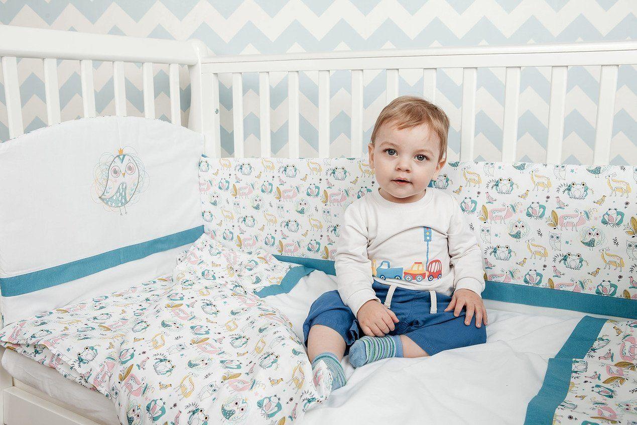 675339447868 Как правильно выбрать комплект в детскую кроватку?